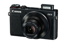 Canon PowerShot G9 X digitale Kompaktkamera schwarz