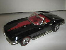 1:18 Chevrolet Corvette 427 black/red 1967 Ertl models TOP