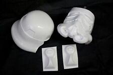 ANH Stormtrooper Helmet Kit White ABS Plastic Unassembled Replica