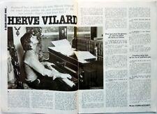 Mag MODES DE PARIS 1982: HERVE VILARD_LEMMY EDDY CONSTANTINE
