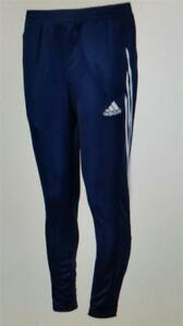 adidas mens sere 14 navy track pant bottoms joggers training new f49689 s-xl