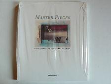 Master Pieces: Foto-Transfers von Werner Pawlok - edition cantz