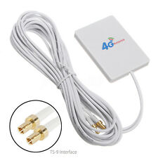 28dBi 4G 3G LTE TS9 Broadband Antenna Signal Amplifier For WiFi Mobile Router