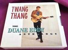 2 CD Set: Duane Eddy ~ Twang Thang ~ Anthology ~ RHINO R2 71223
