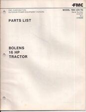 Bolens model Special Offers: Sports Linkup Shop : Bolens
