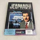 Vintage Gametek Jeopardy 1993 Pc Computer Game Ibm 3.5 Diskettes Disks Sealed