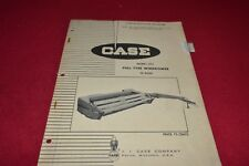 Case 575 Haybine Windrower Parts Book Manual YABE14
