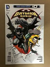 BATMAN AND ROBIN #0 (VOLUME 2) 1ST PRINT DC COMICS (2012) ORIGIN DAMIAN WAYNE