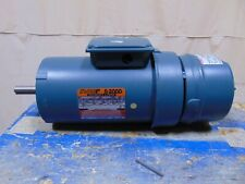 "2 HP Reliance Electric Motor with Stearns Electric Brake 7/8"" Shaft 1725 RPM 3 P"