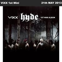 VIXX HYDE 1st Mini Album CD + 60p Photobook KPOP