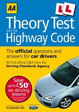 AA Driving Test Theory and Highway Code (AA Driving Test Series),