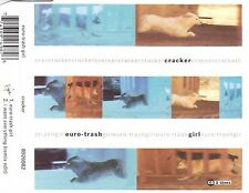 cd-single, Euro Trash Girl - Cracker, 2 Tracks