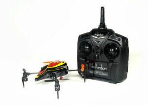 Walkera QR Series InfraX Quadcopter & DEVO 4 Transmitter RTF (Red, M1) QC580