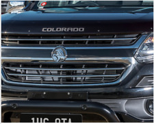 Genuine Holden RG Colorado MY17 MY18 Face Lift Smoked Bonnet Protector GM NEW