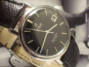 ◄ Vintage Omega Seamaster De Ville Automatik Datum Herrenuhr Baujahr 1961 ►