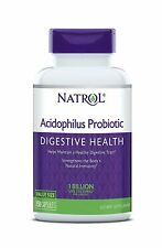 Natrol New Acidophilus Probiotic Digestive Health 100mg 150 Count