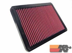 K&N Replacement Air Filter For ALFA ROMEO, ALFA 6,75 33-2546
