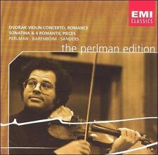 Dvorak: Violin Concerto, Romance The Perlman Edition