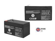12V 1.2Ah LEAD-ACID BATTERY CE  HQ 96x51x41mm CSSB High Quality