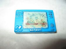 Rubber Gomme JEU ELECTRONIQUE GAME ET MOVIE WATCH MADE IN JAPAN ANNEE 80 SCREEN