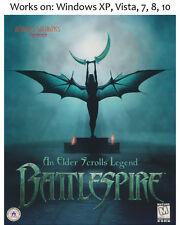 An Elder Scrolls Legend: Battlespire + Arena + Daggerfall PC Games
