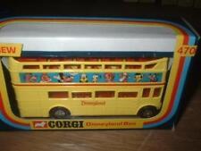 Plastic Diecast Bus