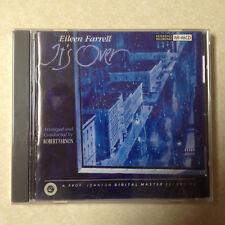 FARRELL, EILEEN & ROBERT FARNON - IT'S OVER - BRAND NEW CD