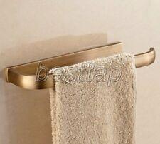Antique Brass Wall Mounted Bathroom Single Towel Bar Towel Rack Rails sba178