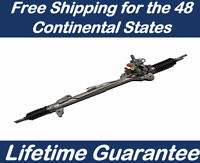 412  Power Steering Rack and Pinion Assembly fits Acura RL 3.7L 2005-2012