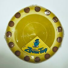 Zoo Zoo 1976 - Zoom-Top Frisbee Spinning Plate - RARE
