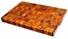 Davis & Waddell End Grain Cutting Board 50 X 35 X 4 cm RRP $79,95