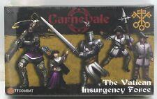 Carnevale TTCGX-VAT-005 Insurgency Force (The Vatican) Gang Expansion TTCombat