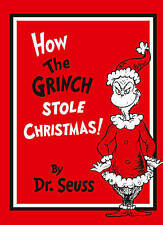 How The Grinch Stole Christmas! Gift Edition (Dr Seuss), Seuss, Dr, New Book