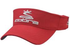 Cotton Blend Golf Visors & Hats