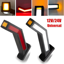 12-24V 33 LED Side Marker Lights Outline Lamp Tail Parking Light For Car SUV Van