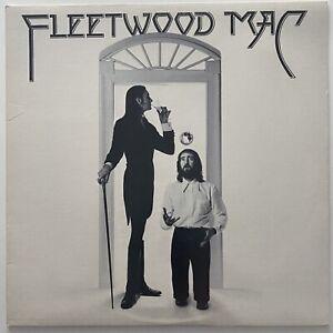 FLEETWOOD MAC Self Titled LP vinyl record MSK-2281 original 1977 pressing