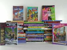 Lot of 77 Children's Paperback Books~Twelve Candles Club~Tinker's Daughter