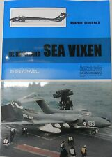 Warpaint Series No.011 - De Havilland Sea Vixen  28 Pages    Book