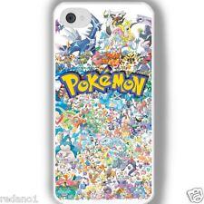 Pokemon Iphone 4s 5s 5c 6 Plus de Samsung Galaxy S3 S4 S5 S6 nota 3 4 5 One M8 Funda