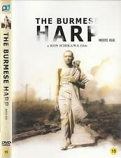 The Burmese Harp / Biruma no tategoto (1956, Kon Ichikawa) DVD NEW