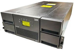 IBM System Storage TS3200 Tape Library 3573-L4U + LTO-6 and LTO-7 Great Conditio