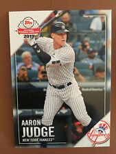2019 NY YANKEES NATIONAL BASEBALL CARD DAY COMPLETE SET YOU PICK TOPPS 7/21 SGA