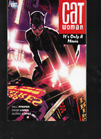 Catwoman: It's Only a Movie by Will Pfeifer & David Lopez 2007 TPB DC Comics OOP