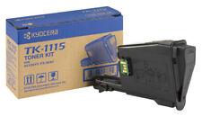Kyocera Tk-1115 Black Toner Cartridge 1t02m50nl0