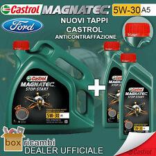 Olio CASTROL MAGNATEC 5W30 A5 FORD WSS-M2C913 6 LT Litro - CASTROL ITALIA