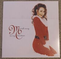 MARIAH CAREY - MERRY CHRISTMAS LP (LIMITED EDITION RED VINYL)