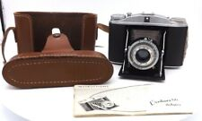 RARE AGFA VENTURA 66 CAMERA DELUXE with case and manual