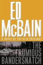 The Frumious Bandersnatch (Mcbain, ed), McBain, Ed,0743250346, Book, Good