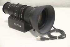 Fujinon S18x6.7BMD-D18 AT Aspheric 1:1.4 6.7-121mm TV Security Zoom Lens