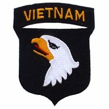 VIETNAM 101ST AIRBORNE PATCH  -APPROX 3""